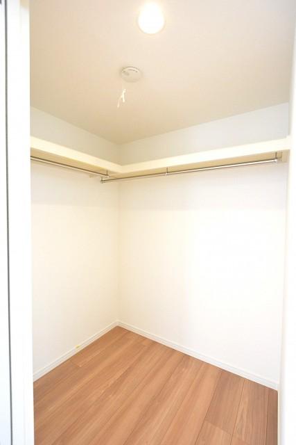 藤和大久保コープ 6.3帖ベッドルーム WIC