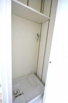 サンコート西荻窪223 洗濯機置場