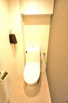 東建砧マンション トイレ