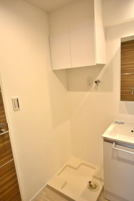 第一北烏山ヒミコマンション 洗濯機置場