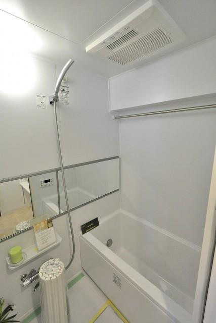 砧グリーンハイム第二 バスルーム