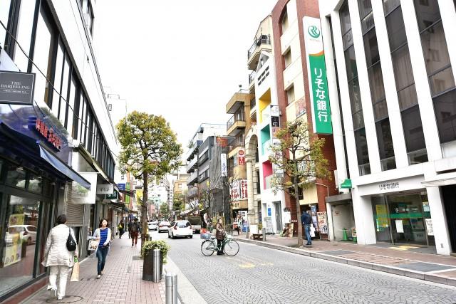 パークハイム三田 駅前