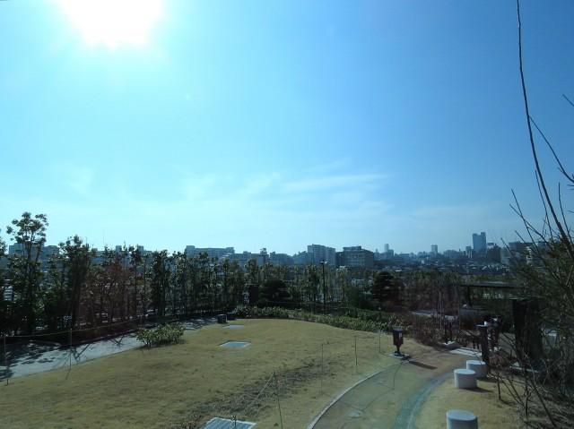 セブンスターマンション中目黒 目黒天空庭園
