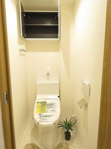 砧公園スカイハイツ トイレ