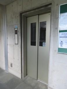 ノトス多摩川フレックス エレベーター