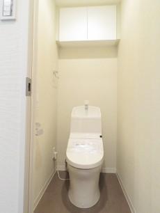 ノトス多摩川フレックス ウォシュレット付きトイレ