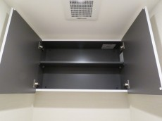 ノトス多摩川フレックス トイレ吊戸棚