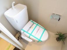 フィース駒込六義園 ウォシュレット付きトイレ