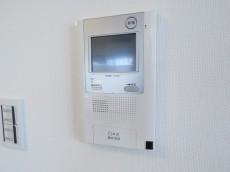 ノトス多摩川フレックス TVモニター付きインターホン