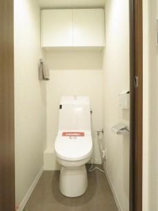 豊榮アンバサダー六本木 ウォシュレット付きトイレ