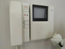 ファミールプランシェ経堂 TVモニター付インターホン