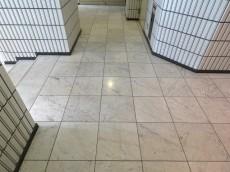 ファミールプランシェ経堂 共用廊下