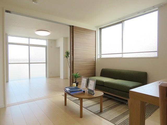 東北沢コーポラス LDK+洋室