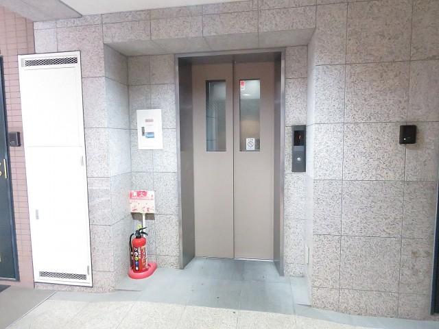 マイキャッスル目黒Ⅱ エレベーター