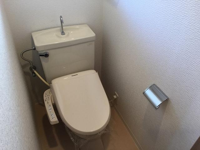 成城エンジェルマンション トイレ