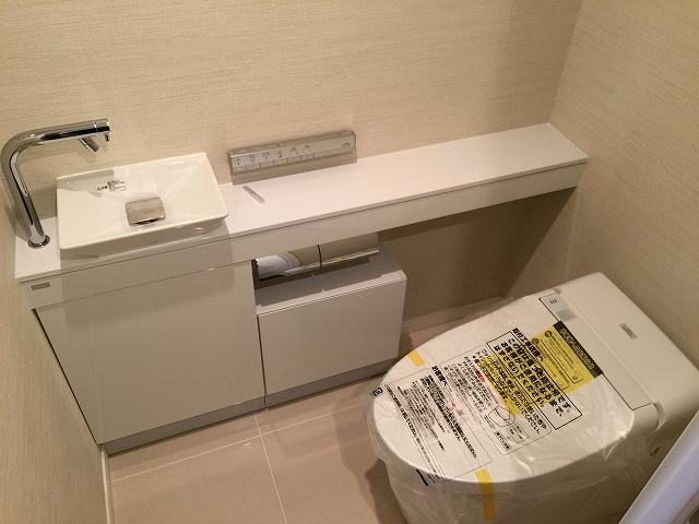 小田急目白台マンション トイレ