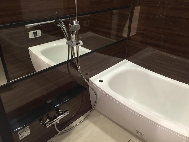 小田急目白台マンション バスルーム