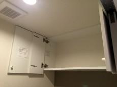 ダイアパレスエクセレント荻窪 トイレ収納