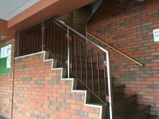 パーク・ハイム淡島 共用階段