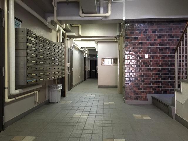 キャッスル世田谷 エントランスホール