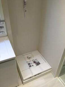 キャッスル世田谷 洗濯機置場