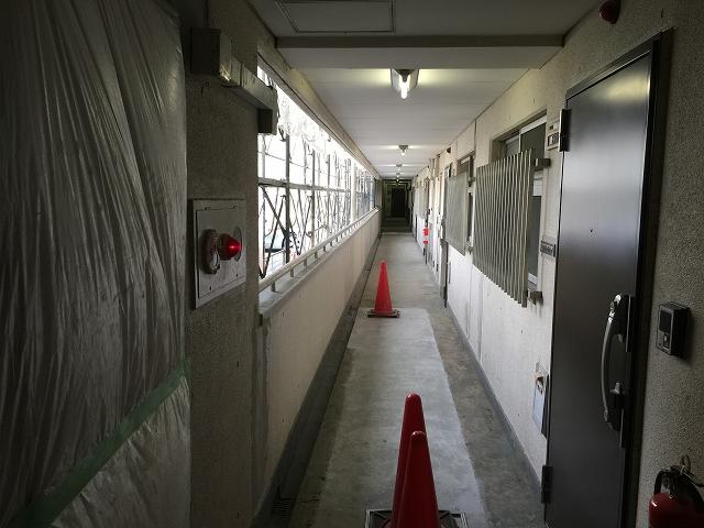 シーアイマンション碑文谷 廊下