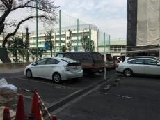シーアイマンション碑文谷 駐車場
