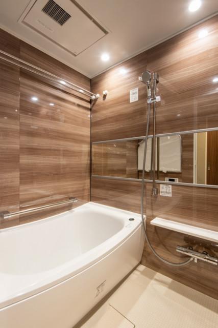 ガーデンホーム落合ヒルズ 浴室