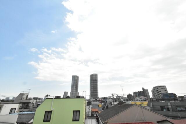 ダイアパレス目黒本町 バルコニー