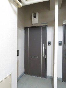 キャッスル世田谷 玄関扉