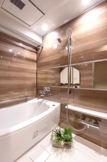 パークハイム三田 浴室