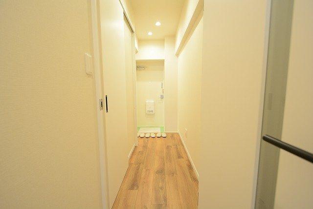 宮園キャピタルマンション 廊下
