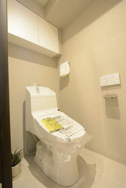 三田ダイヤモンドパレスA棟 (95)トイレ