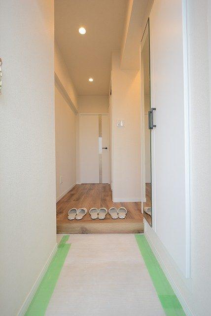 宮園キャピタルマンション 玄関