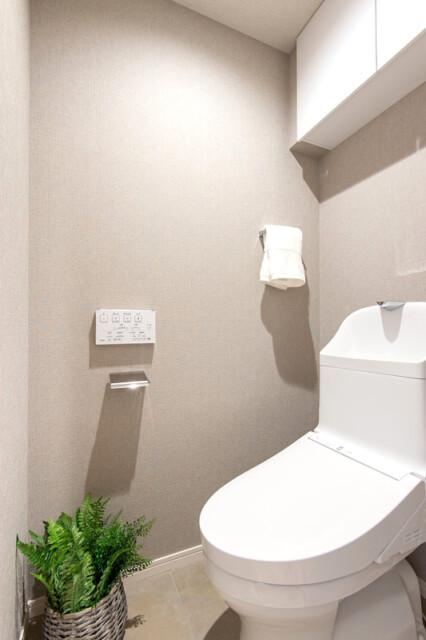 パークハイム三田 トイレ