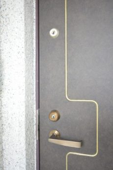 ライオンズマンション弦巻 玄関