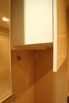 田町スカイハイツ 洗濯機スペース