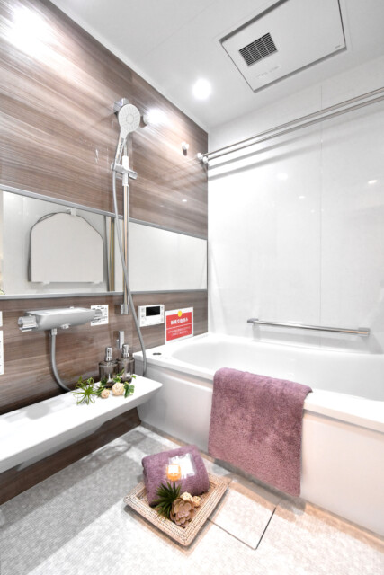 フォンテ青山 浴室
