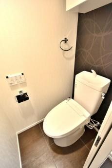 ハイツ日本橋中洲 トイレ