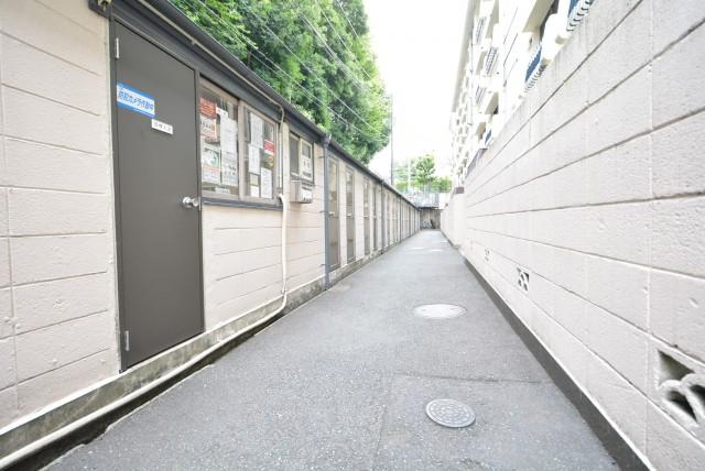 瀬田サンケイハウス トランクルーム