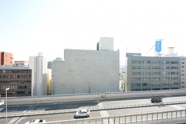 中銀南青山マンシオン 5.0帖洋室からの眺望