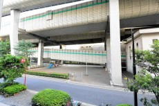 デューク・スカーラ日本橋_6.0帖のベッドルーム眺望