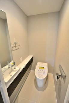 パーク・ハイム西荻 トイレ