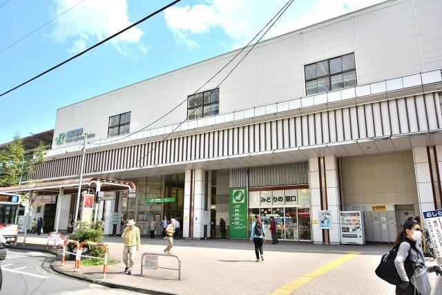 パーク・ハイム西荻 駅