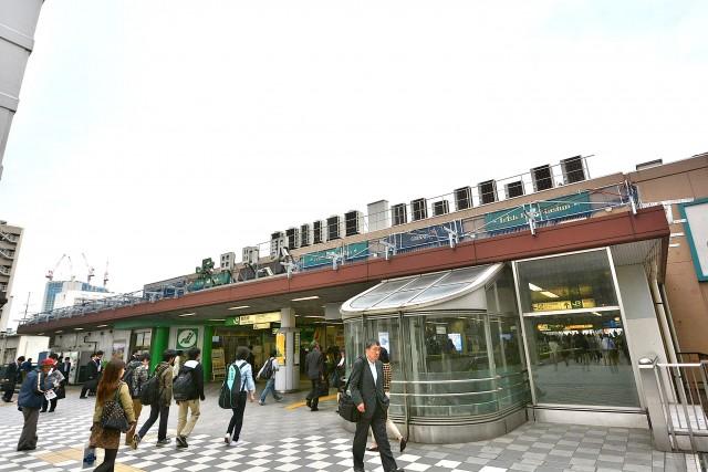 三田ダイヤモンドパレス 駅