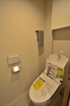 馬事公苑前ハイム1号棟 トイレ