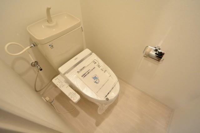 シティウインズ本駒込 トイレ