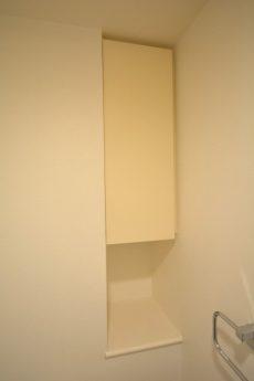 シティウインズ本駒込 トイレ収納