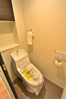 九品仏第2スカイハイツ トイレ