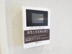 武蔵小山フラワーマンション TVモニター付きインターホン